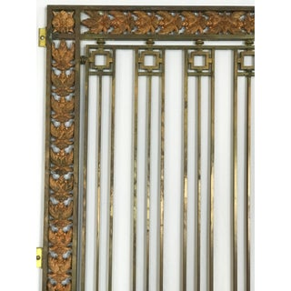 Turn of the Century Antique Bank Teller Cage Bars Preview