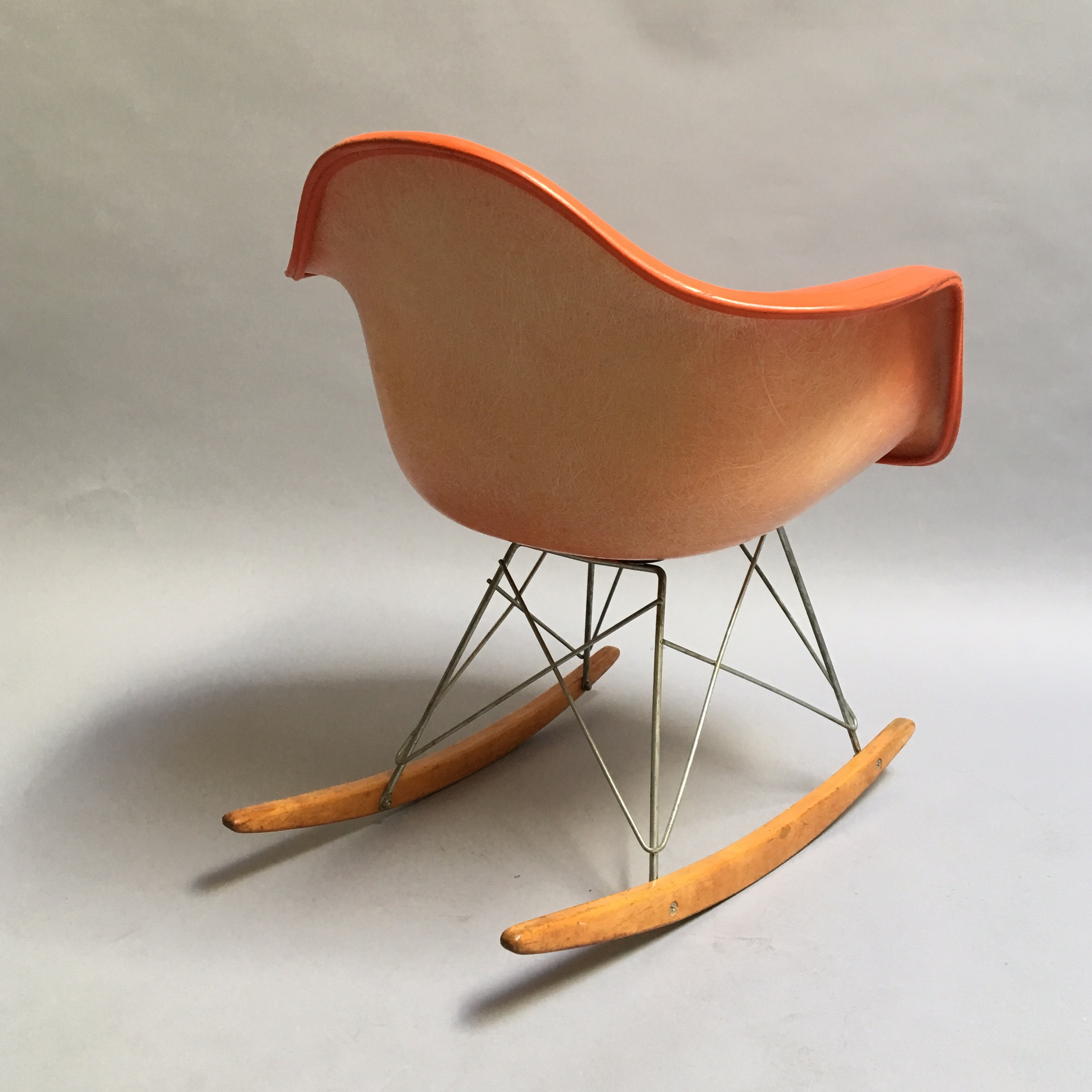 50s Original Eames Rocking Chair For Sale   Image 5 Of 11