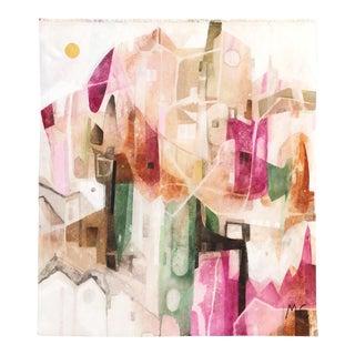 """""""Sicily"""" Original Artwork by Maria C Bernhardsson For Sale"""