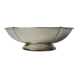 American Sterling Bowl From Randahl Shop For Sale