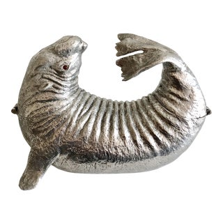 Arthur Court Sea Lion Ice Bucket For Sale