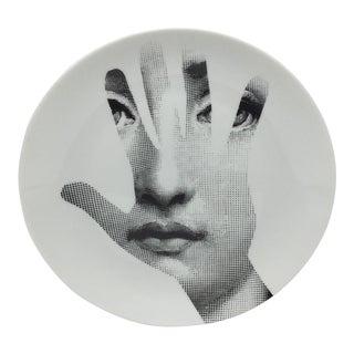 Vintage Piero Fornasetti Lina Plate