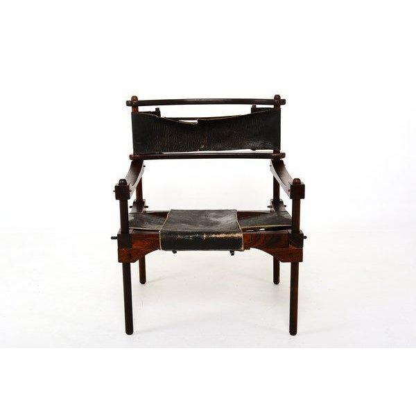 Don Shoemaker Mexican Modernist Don Shoemaker Perno Chair For Sale - Image 4 of 6