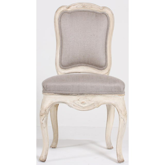 Swedish Baroque Side Chairs - A Pair - Image 9 of 9