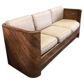 Image of Beige Standard Sofas