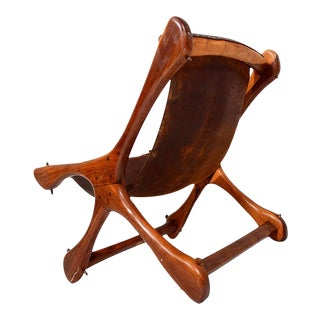 Sling Chair Attributed to Don Shoemaker For Sale