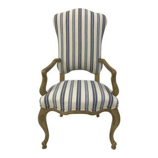 Century Furniture Valasquez Arm Chair For Sale