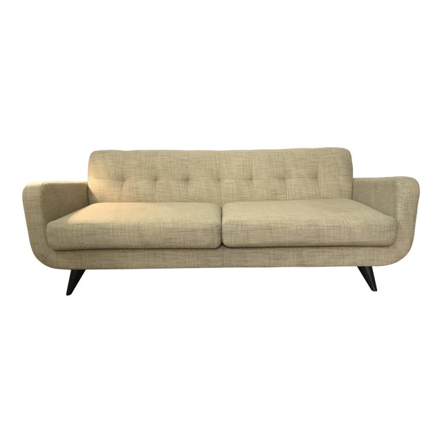 Room and Board Mid-Century Anson Sofa For Sale