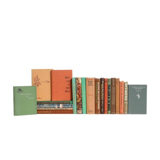 Weekend at the Cabin Book Set, (S/20) For Sale