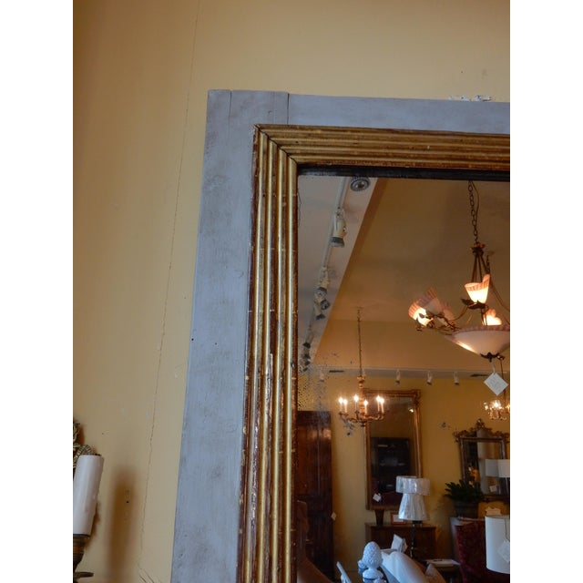 French Directoire 19th Century Mirror For Sale - Image 4 of 9