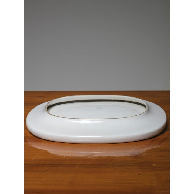"""Contemporary """"Tremiti"""" Bowl by Angelo Mangiarotti for Danese For Sale - Image 3 of 5"""