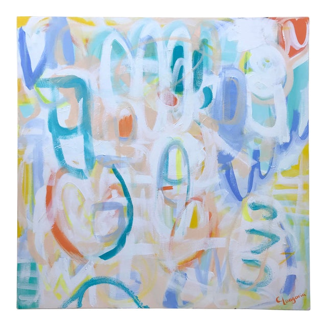 Loca Contemporary Abstract Painting For Sale