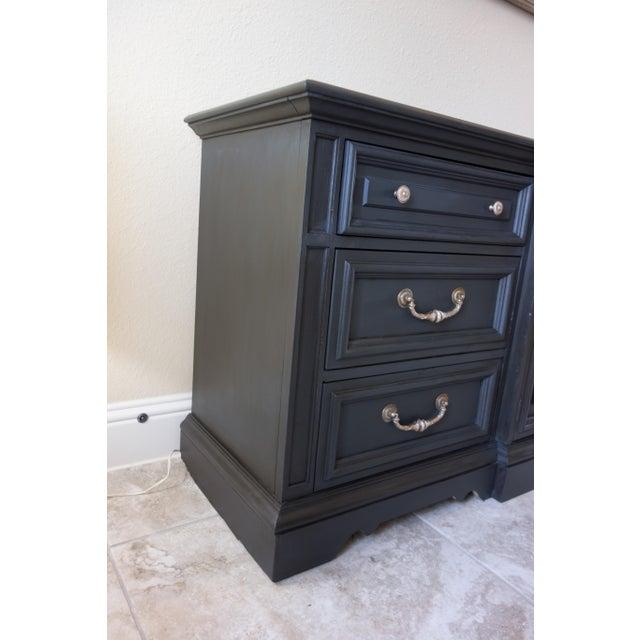 Lane Storage Dresser in Graphite - Image 9 of 9