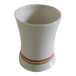 Villeroy & Boch White Porcelain Candle Holder