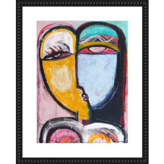 "Medium ""The Prayer"" Print by Lesley Grainger, 24"" X 30"" For Sale"