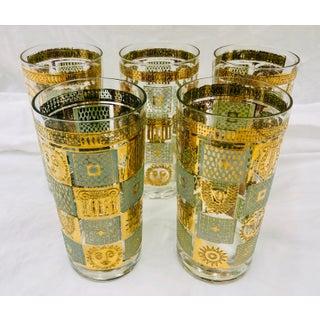 Set Vintage Georges Briard Cocktail Glasses Preview