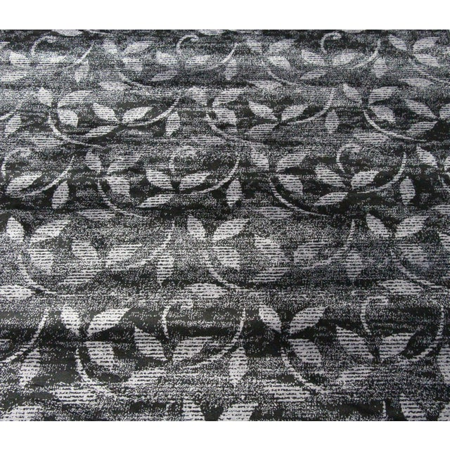 Floral Pattern Contemporary Rug - 5′ × 8′ - Image 3 of 4