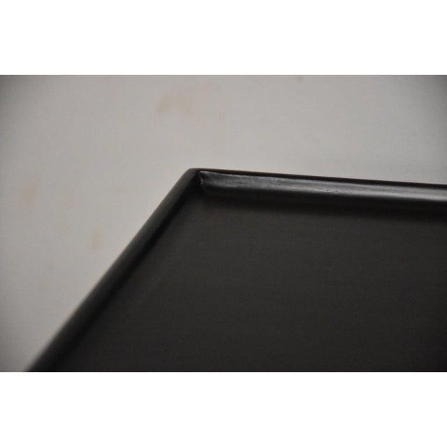 Edward Wormley for Dunbar Ebonized Dresser For Sale - Image 10 of 11