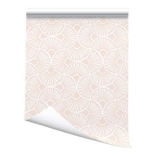 """Victoria Larson Fantuti Wallpaper Roll - Bermuda - 24x198"""" For Sale"""