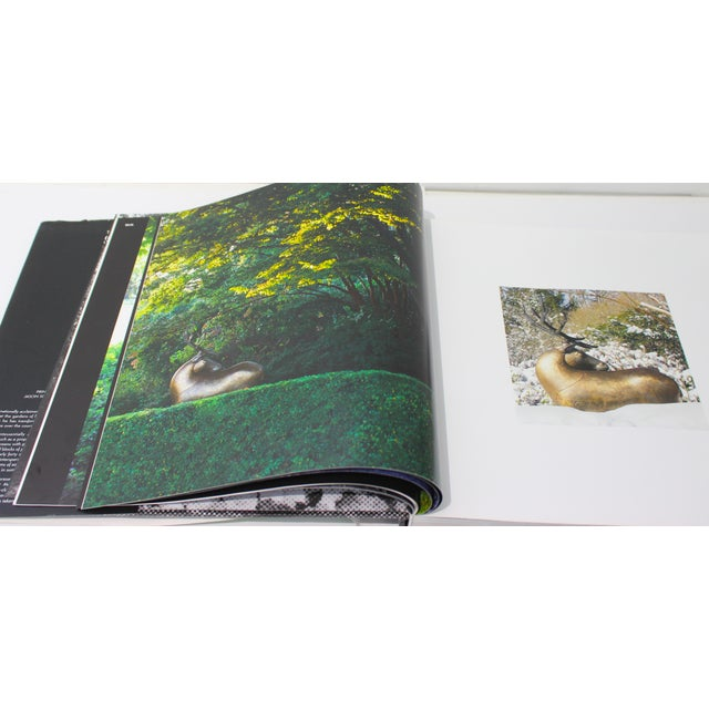 "Vintage ""Gardens of Peter Marino"" Coffee Table Book Rizzoli Art Publishers For Sale - Image 9 of 13"