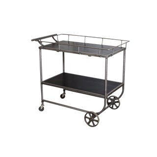 Industrial Cart/Bar Cart