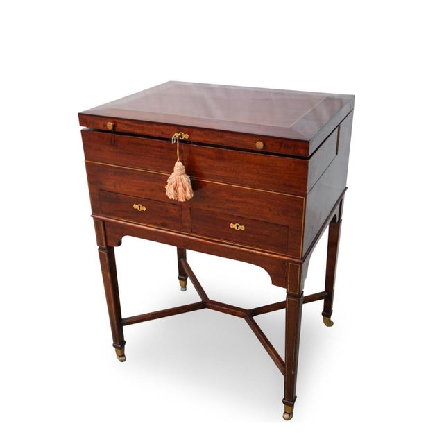 George Betjeman & Sons Dressing Vanity Table For Sale - Image 13 of 13