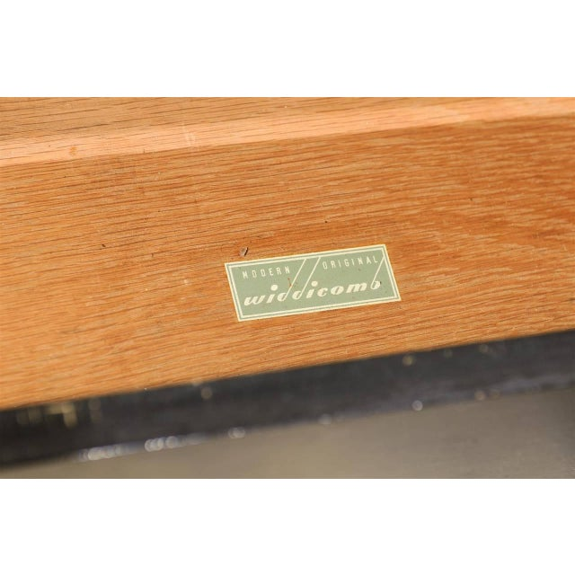 Rare Chest by Robsjohn-Gibbings for Widdicomb, Choice of Lacquer Finish For Sale - Image 10 of 10