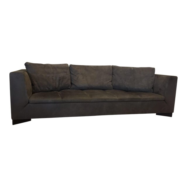 ligne roset feng sofa chairish. Black Bedroom Furniture Sets. Home Design Ideas