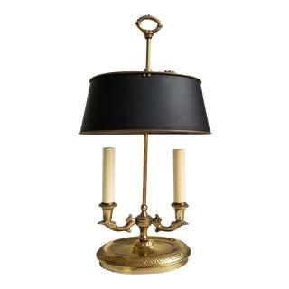 Mid-Century Frederick Cooper Bouillote Desk Lamp