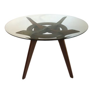 Vintage Mid Century Adrian Pearsall Dining Table For Sale