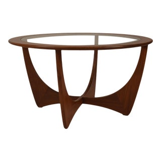 Mid Century Round Astro Coffee Table by G Plan