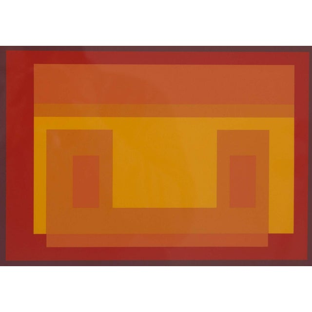 Josef Albers Josef Albers From Formulation: Articulations Portfolio Print For Sale - Image 4 of 5