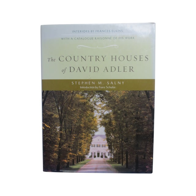 The Country Houses of David Adler - Image 1 of 7