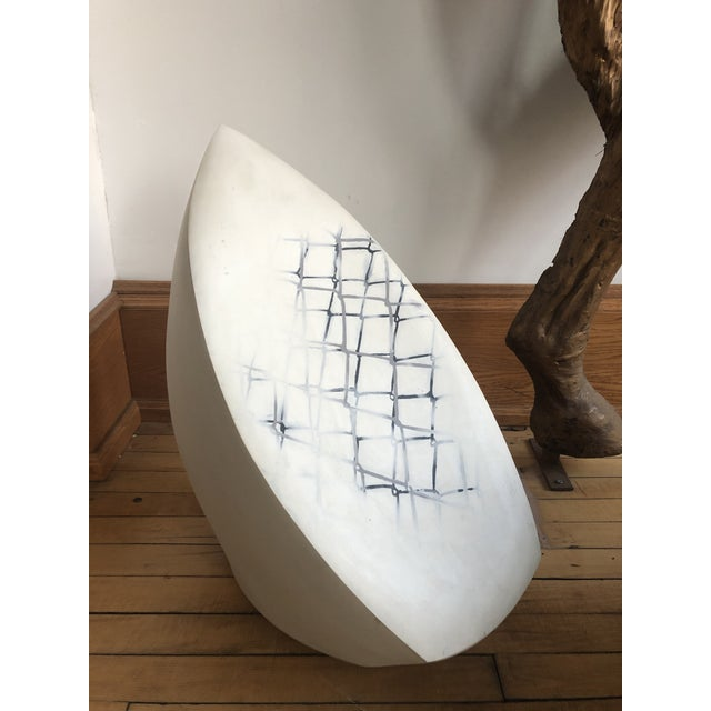 Ceramic Large Contemporary Ceramic Sculpture For Sale - Image 7 of 7