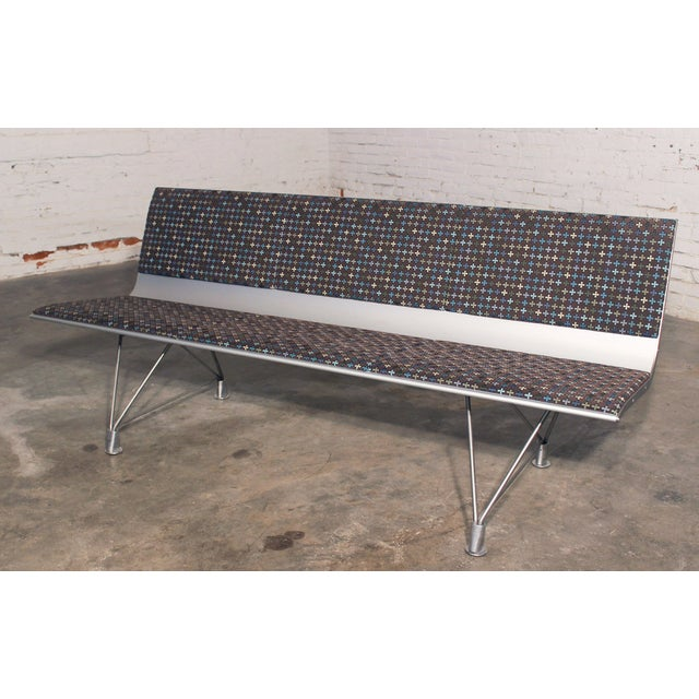 Aero Aluminum Bench From Davis Furniture by Lievor - Image 2 of 7