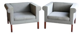 Image of Contemporary Scandinavian Lounge Chairs