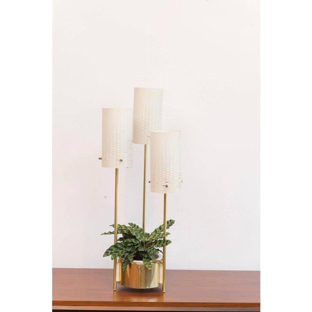 Lightolier Planter Lamp For Sale - Image 5 of 11