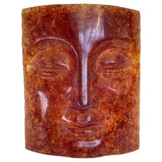 Fractal Resin Face Mask For Sale