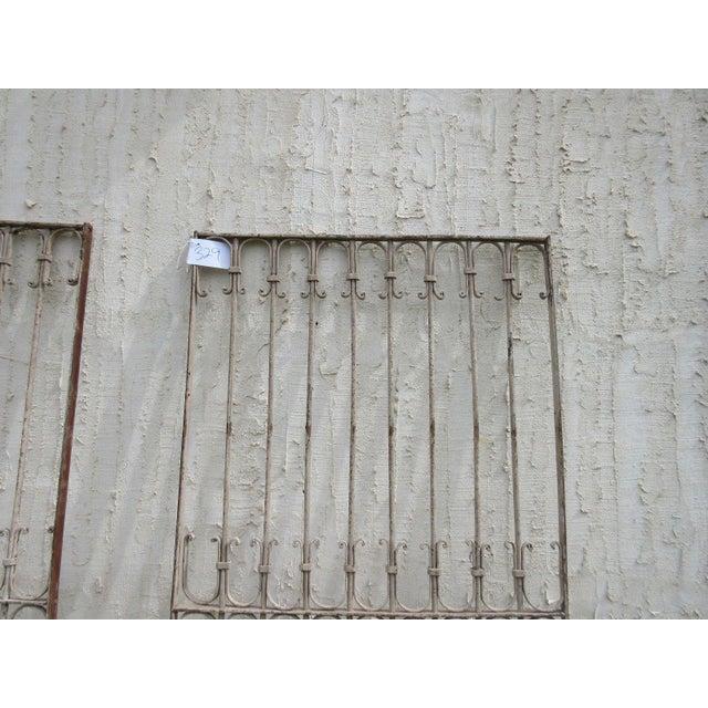 Antique Victorian Iron Gate - Image 3 of 6