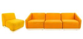Image of Plastic Sofa Sets