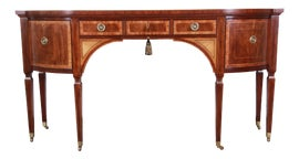 Image of English Credenzas and Sideboards
