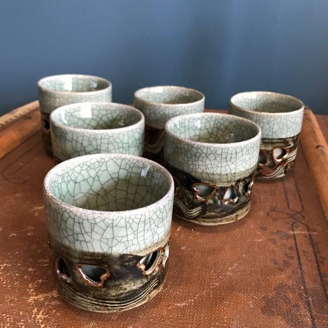Otagari Tea Cup Set - Set of 6 - Image 2 of 7