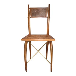 Unusual Italian Bentwood Chairs For Sale