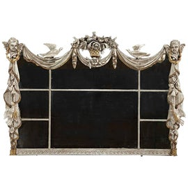 Image of Mantel & Fireplace Mirrors
