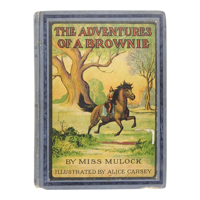 The Adventures of a Brownie Book For Sale