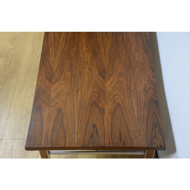 Paul McCobb for Calvin Walnut Coffee Table - Image 6 of 8