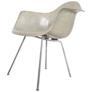 Eames Sax Armchair by Zenith Plastics for Herman Miller For Sale