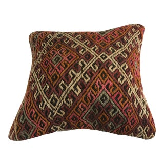 Embroidered Anatolian Pillow For Sale