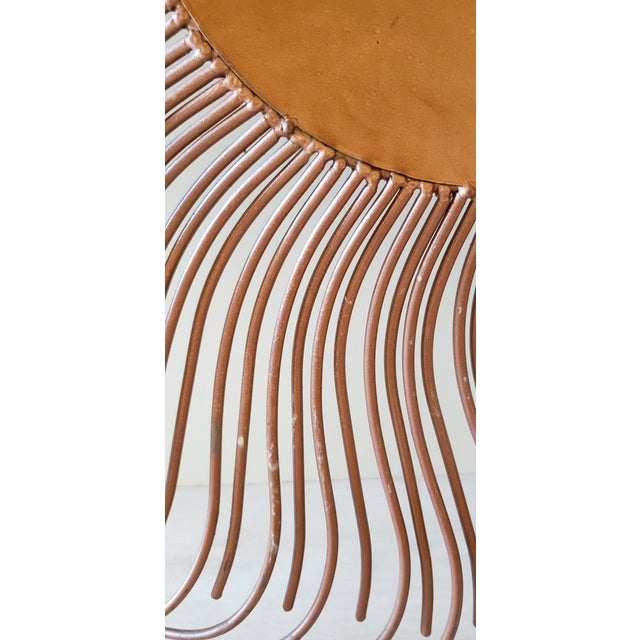 Curtis Jere Signed Sunburst Metal Wall Sculpture For Sale - Image 10 of 13