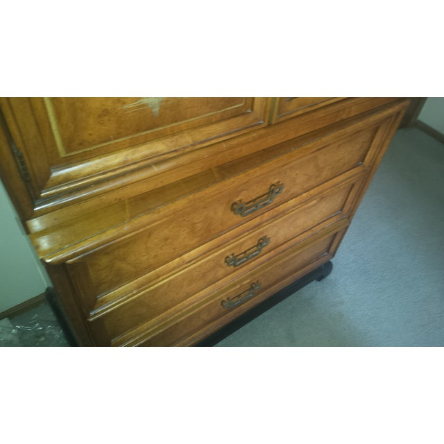 Henry Link Mandarin Collection Armoire/Door Chest - Image 4 of 6